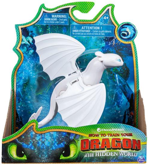 How to Train Your Dragon The Hidden World Lightfury Basic Action Figure