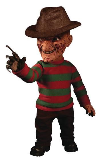 A Nightmare on Elm Street Freddy Krueger Mega Scale TALKING Action Figure