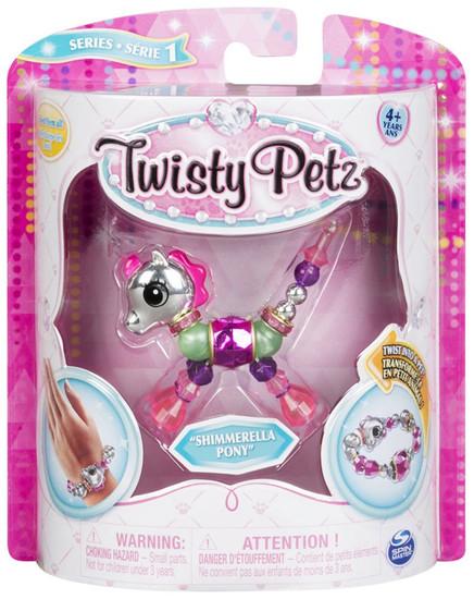 Twisty Petz Series 1 Shimmerella Pony Bracelet