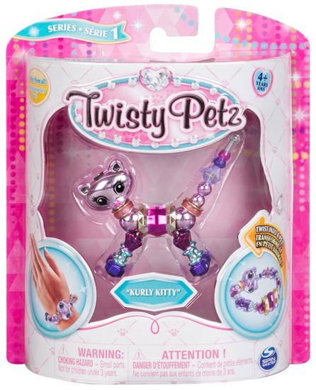 Twisty Petz Series 1 Kurly Kitty Bracelet