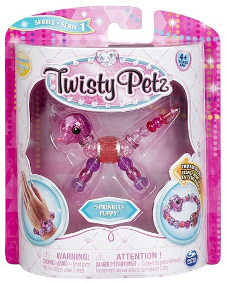 Twisty Petz Series 1 Sprinkles Puppy Bracelet