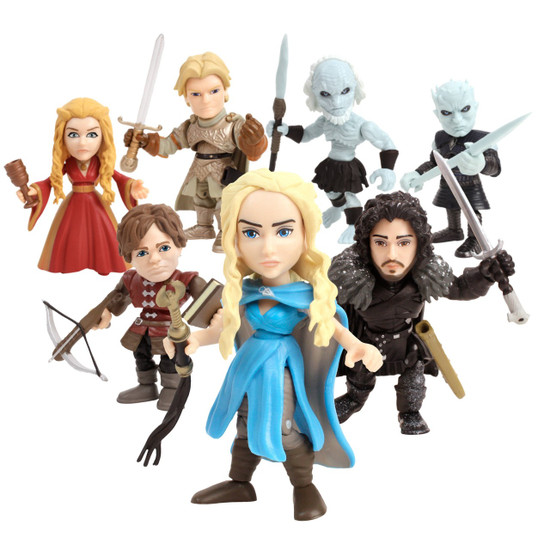 Action Vinyls Game of Thrones Mystery Box [12 Packs]