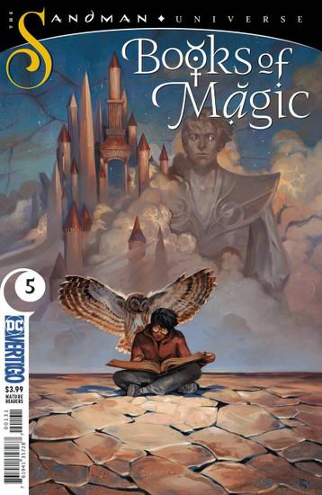 DC Books of Magic #5 The Sandman Universe Comic Book