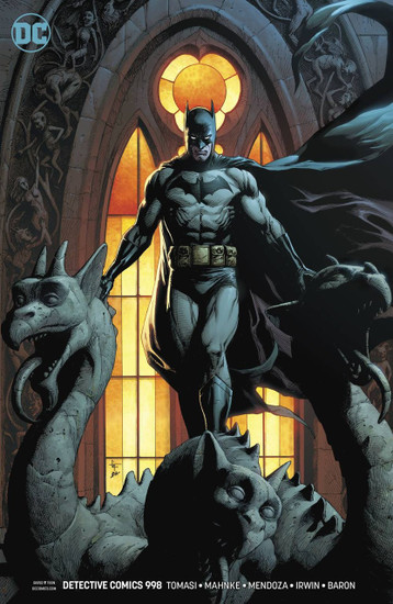 DC Detective Comics #998 Comic Book [Gary Frnak Variant Cover]