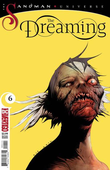 DC Dreaming #6 The Sandman Universe Comic Book