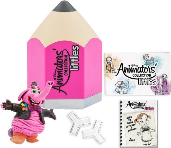 Disney Littles Animators' Collection Series 10 Exclusive Mystery Pack [Pink]