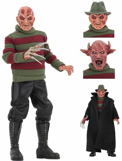 NECA Nightmare on Elm Street Wes Craven's New Nightmare Freddy Krueger Clothed Action Figure