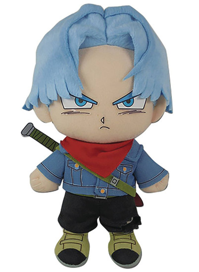 Dragon Ball Super Trunks 7-Inch Plush [Tournament of Power]