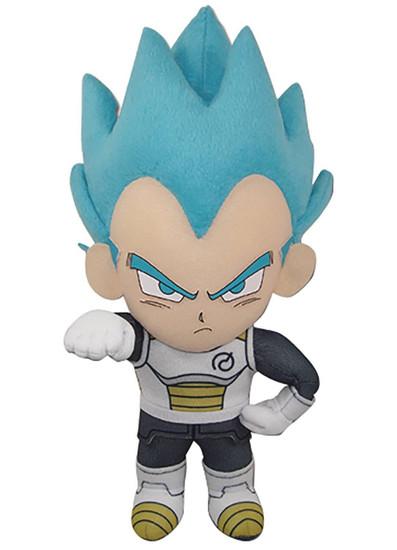 Dragon Ball Super Super Saiyan Blue Vegeta 7-Inch Plush [Tournament of Power]
