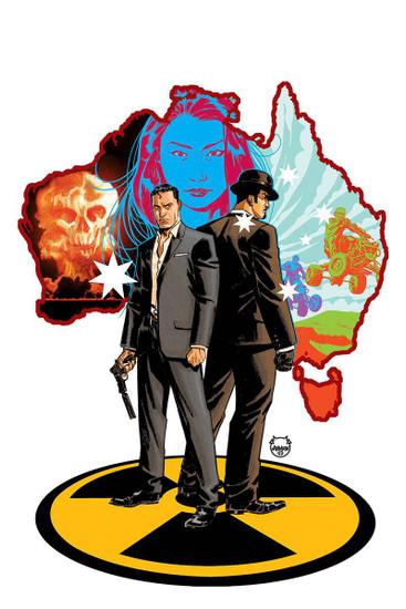Dynamite Entertainment James Bond 007 #3 Comic Book [Johnson Virgin Cover]