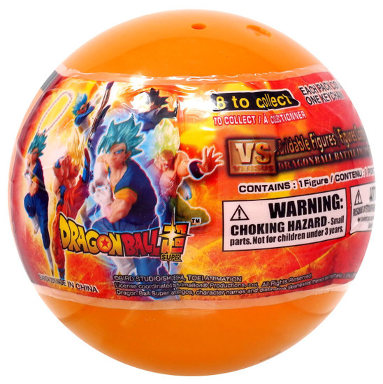 Dragon Ball Super Buildable Figure Series 2 Mystery Pack