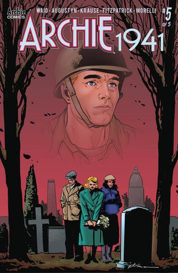 Archie Comic Publications Archie 1941 #5 Comic Book