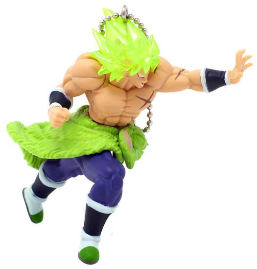 Dragon Ball Super Battle Figure Series 02 Super Saiyan Broly Buildable Figure [Loose]