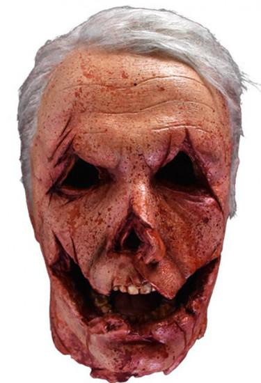 Halloween 2018 Officer Francis Severed Head Prop Replica