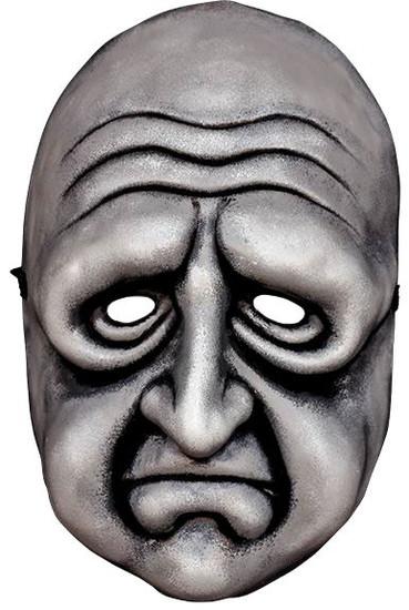 The Twilight Zone Paula Harper Vacuform Mask [The Masks]