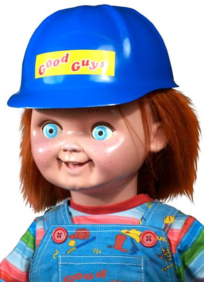 Child's Play 2 Good Guys Helmet Prop Replica