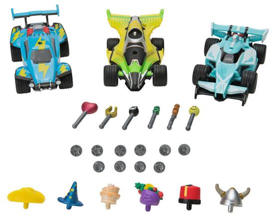 Rocket League Custom Mega Pack Animus GP, Octane & Aftershock
