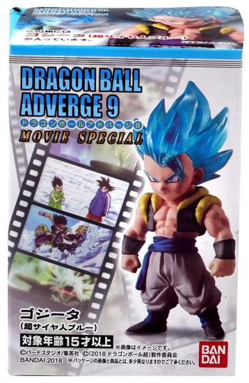 Dragon Ball Super Adverge Volume 9 Super Saiyan Blue Gogeta Mini Figure