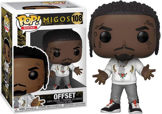Funko MIGOS POP! Rocks Offset Vinyl Figure