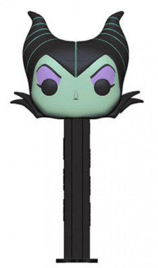 Funko Disney Villains POP! PEZ Maleficent Candy Dispenser