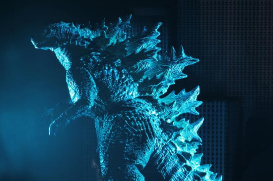 NECA King of the Monsters Godzilla Action Figure [Version 2]