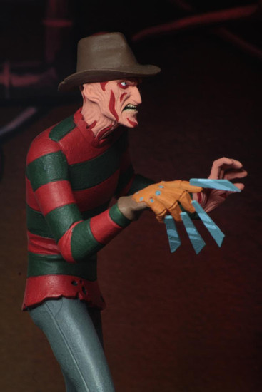 NECA Nightmare on Elm Street Toony Terrors Series 1 Freddy Krueger Action Figure