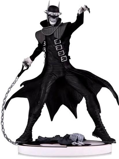 Black & White The Batman Who Laughs 7-Inch Statue [Greg Capullo, 2nd Edition]