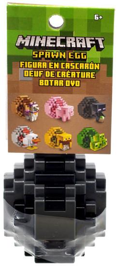 Minecraft Spawn Egg Enderman Mini Figure
