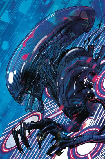 Dark Horse Alien 3 #5 Comic Book [Ward Cover B]