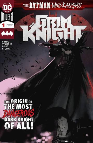 DC The Batman Who Laughs The Grim Knight #1 Comic Book