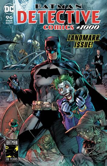 DC Detective Comics #1000 Comic Book