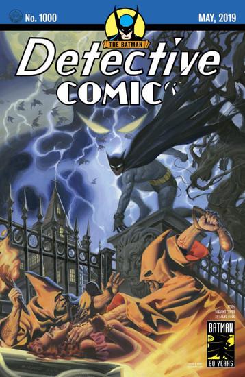 DC Detective Comics #1000 Comic Book [1930's Variant Cover]