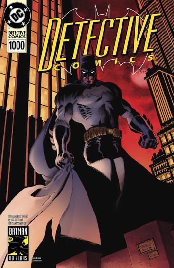 DC Detective Comics #1000 Comic Book [1990's Variant Cover]