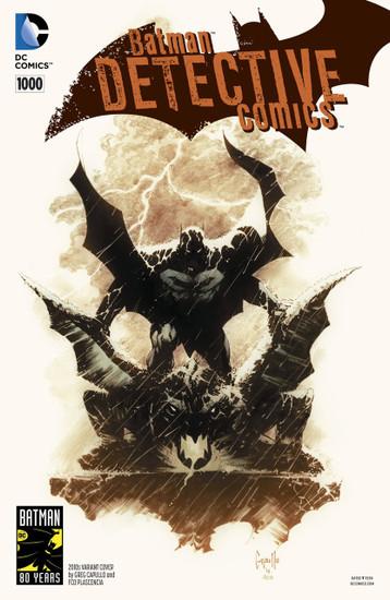 DC Detective Comics #1000 Comic Book [2010's Variant Cover]
