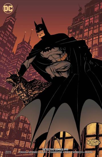 DC Detective Comics #999 Comic Book [John Byrne Variant Cover]