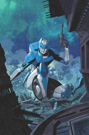 IDW Transformers #2 Comic Book