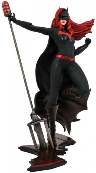 CW TV Series DC Gallery Batwoman 9-Inch Collectible PVC Statue [CW Version]