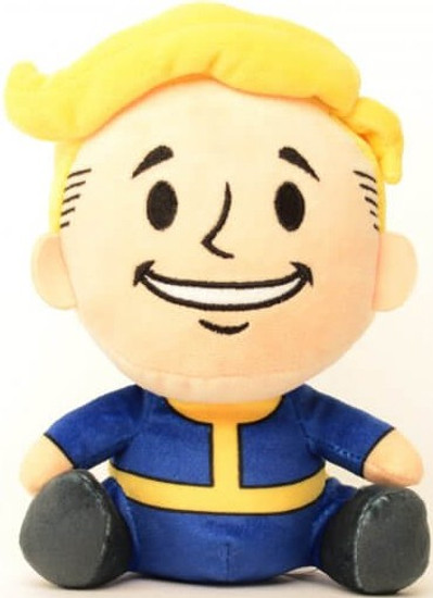 Fallout Stubbins Vault Boy 6-Inch Plush