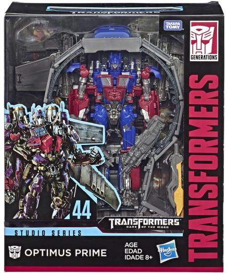 Transformers Generations Dark of the Moon Studio Series Optimus Prime Leader Action Figure #44 [Dark of the Moon]