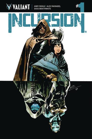 Valiant Comics Incursion #1 Comic Book [Roberto De La Torre Variant Cover]