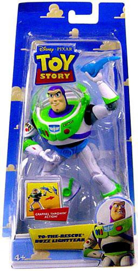 Toy Story Buzz Lightyear Action Figure [Damaged Package]