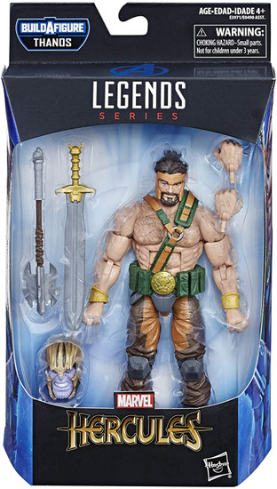 Avengers Endgame Marvel Legends Thanos Series Hercules Action Figure
