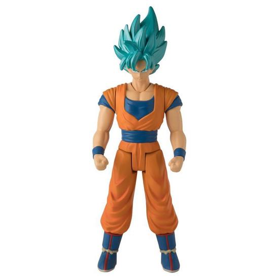 Dragon Ball Super Limit Breaker Series 1 Super Saiyan Blue Son Goku Action Figure