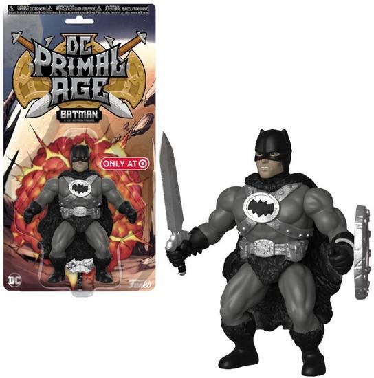 Funko DC Primal Age Batman Exclusive Action Figure [Black & Grey Suit]
