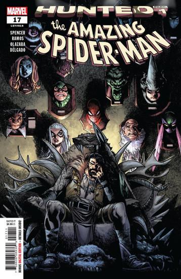 Marvel Comics Amazing Spider-Man #17 Comic Book