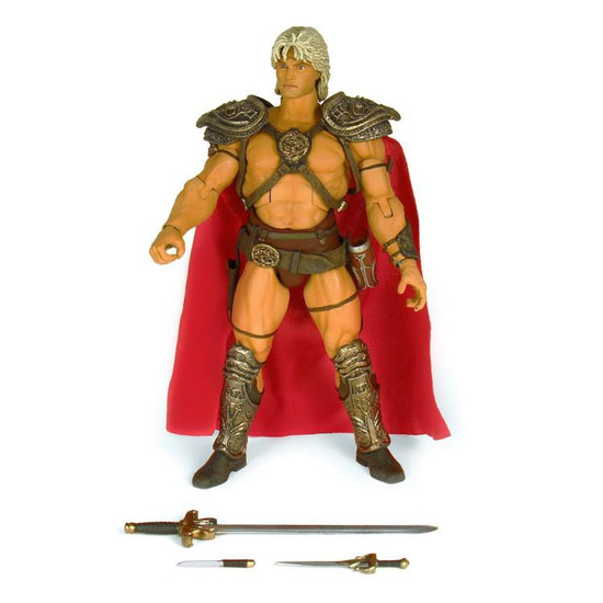 Masters of the Universe William Stout Collection He Man Deluxe Action Figure [Collector's Choice]