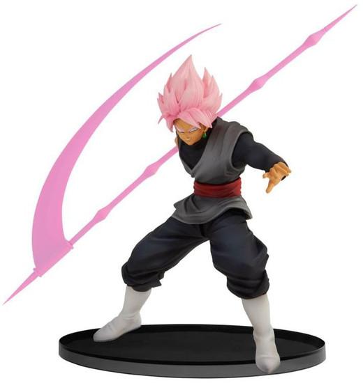 Dragon Ball Z: Buyu Retsuden World Figure Colosseum 2 Super Saiyan Rose Goku Black 5.5-Inch Collectible PVC Figure Vol. 9