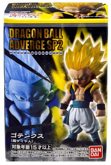 Dragon Ball Super Adverge SP02 Super Saiyan Gotenks Mini Figure