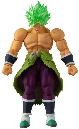Dragon Ball Super Dragon Ball Evolve Series 1 Super Saiyan Broly Action Figure