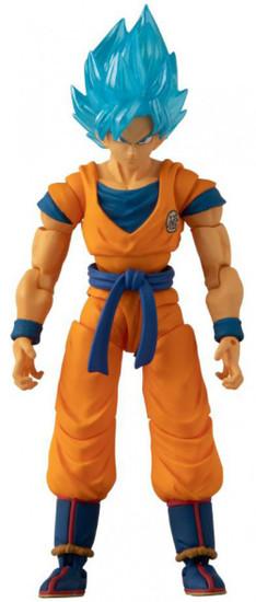 Dragon Ball Super Dragon Ball Evolve Series 1 Super Saiyan Blue Goku Action Figure